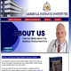 Adrenal Fatigue Institute, website designed by DraZtic